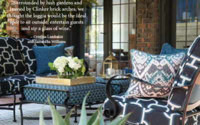 A Must-See Outdoor Showhouse Space – Robert Allen Design